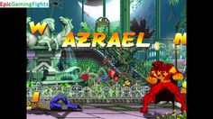 Azrael VS PewDiePie In A DC VS Marvel MUGEN Edition Match / Battle / Fight This video showcases Gameplay of Azrael VS PewDiePie In A DC VS Marvel MUGEN Edition Match / Battle / Fight