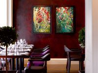 The Oak Room Evening Meals, Dining Room, Restaurant, Places, Table, Painting, Home Decor, Decoration Home, Room Decor