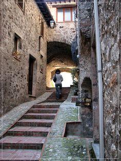 Scheggino, Perugia, Umbria Italy