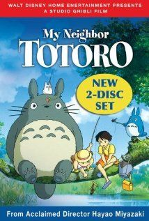 totoro ..Conner's favorite movie as a toddler..