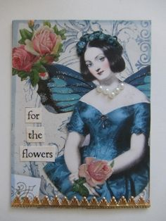 **FREE ViNTaGE DiGiTaL STaMPS**: aRTiST TRaDiNG CaRd SWaP - aPRiL 2015