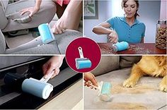 Pet Hair Remover Sticky Roller