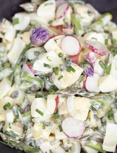 Crunchy curried egg salad recipe from The Green Kitchen by David Frenkiel | Cooked