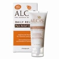 "ALCiS Daily Pain Relief Cream - featured in the ""New York Times"""
