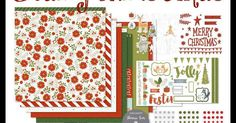 """Join 8 people right now at """"CTMH with Jen Rubio: Featured Paper Blog Hop - Beary Christmas!"""" #crafts #entertainment"""