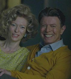 Bohemian Wornest-France - edwena: mrgolightly: David Bowie and Tilda...