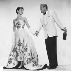 Audrey had such style!