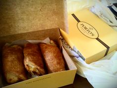 portos! And for dessert!!! They are blessed and orgasmic!!!