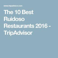 The 10 Best Ruidoso Restaurants 2016 - TripAdvisor