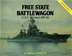 Free State Battlewagon: U. Uss Maryland, Free State, Us Marine Corps, Pearl Harbor, Baltimore, Bb, Image, Us Marines