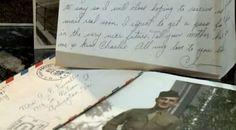 Cartas de soldado chegam ao filho após 69 anos  Um par de cartas enviadas por um soldado norte-americano que prestou serviço militar durante a Segunda Guerra Mundial e que se destinavam à mulher acabam de chegar, passados 69 anos, às mãos do filho, depois de se terem perdido no correio algures entre Itália e Arlington, nos EUA.  http://gagicrc.com/media/noticiasgeral/cartas-de-soldado-chegam-ao-filho-apos-69-anos/