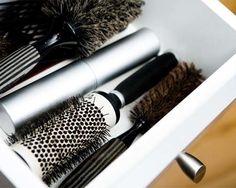 Cuidados com suas escova de cabelo