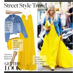 How To Wear yellow maxy dress Outfit Idea 2017 - Fashion Trends Ready To Wear For Plus Size, Curvy Women Over 20, 30, 40, 50