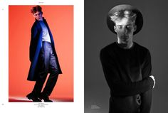 The Decline of Man.. And How To Rebuild Him - for Sleek Magazine shot by Ben Lamberty