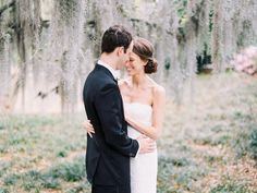 Sweet bride and groom candid portrait. Photo: Trent Bailey Photography