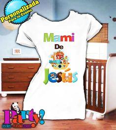 Playera Personalizada Maternidad Baby Shower Jinx playera, fiesta, personalizada, evento, ropa, camiseta, cumpleaños, programa, niños, trajes