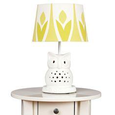 Lamp Base- Owl