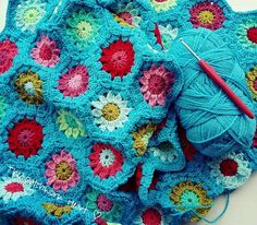 We're big fans of colour at Deramores HQ; mix that up with one of our favourite crochet bloggers The Patchwork Heart, and you'll find the perfect match! We have worked with Heather on many occasions and we very excited to present you to this gorgeous turquoise colour pack, filled with succulent summer shades inspired by …