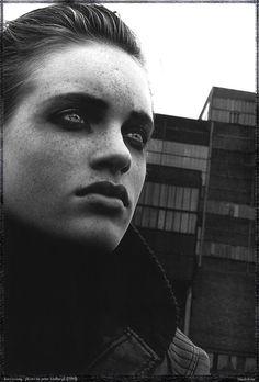 Kara Young - 1984,peter Lindbergh