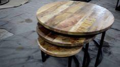 Mango Wooden Latest Industrial Design Furniture | Industrial Furniture |...