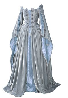 Elizabethan Gown - edited by mlleemilee Elizabethan Gown, Medieval Gown, Renaissance Clothing, Lovely Dresses, Beautiful Gowns, Beautiful Outfits, Long Dresses, Polyvore Outfits, Tudor Costumes