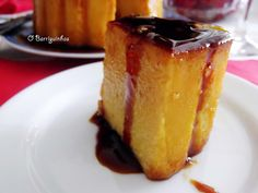 O Barriguinhas: Sobremesas Portuguese Desserts, Portuguese Recipes, Portuguese Food, Flan, Portugal, French Toast, Deserts, Sweets, Breakfast