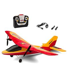 Top Race Airhawk TR-P28 2 Channel Outdoor RC Airplane, Re... https://www.amazon.com/dp/B00MXBY1JA/ref=cm_sw_r_pi_dp_x_fX4HybZGD1K6S