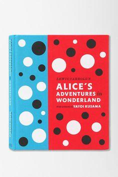 Lewis Carroll's Alice's Adventures In Wonderland By Yayoi Kusama