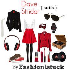 fashionstuck | dave strider