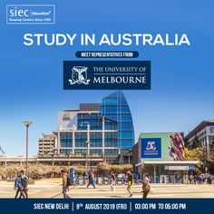 Australia Visa, Melbourne Australia, Education In Australia, University Of Melbourne, New Delhi, Study Abroad, How To Apply, Meet, Floor