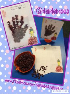 Jack and the Beanstalk. Count how many beans fit in your hand. Traditional Tales, Jack And The Beanstalk, Letter J, Eyfs, Teaching Tips, Facebook Sign Up, Fairy Tales, Count, Activities
