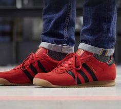 best website 6571b c65b7 adidas Originals Milano  Red