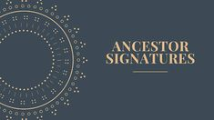 Jana's Genealogy and Family History Blog: My 6th Great-Grandfather's Signature Last Will And Testament, American Revolutionary War, My Ancestors, Revolutionaries, Family History, Genealogy, Blog, Blogging