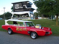 barris monkees car - Google Search