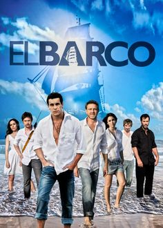 """El Barco (January 2011-February 2013), a TV series directed by Alex Pina/Ivan Escobar. The study tour aboard the training ship """"Polar Star"""" promises new and exciting experiences for your forty young students. But a storm disorients them leaving them lost at sea. They will soon realize their strengths. Cast: Juanjo Artero, Mario Casas, Blanca Suarez, Irene Montale, Juan Pablo Shuk, Javier Hernandez, Marina Salas, Patricia Arbues Ivan Massagué, Bernabe Fernandez, and others."""