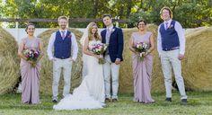 A Closer Look at Tegan and Jason's Rustic Wedding