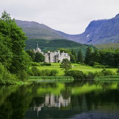 Inverlochy Castle - Torlundy, Fort William. Find more amazing places to stay at Redonline.co.uk/travel