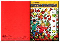 Kinderboek Puzzelboek