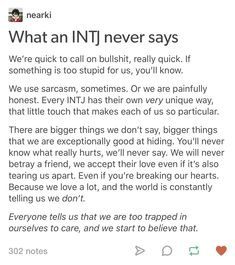 Thankfully my INTJ daughter will express her feelings with me. Intj Personality, Myers Briggs Personality Types, Intj And Infj, Infp, Mbti, Intj Women, My Life, Intj Humor, Words