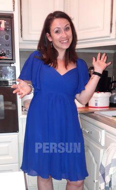 Avis client : robe courte bleu empire pour cocktail de mariage Rose Vintage, Client, Summer Dresses, Empire, Queen, Fashion, Bridesmaid Dress, Sweet Dress, Green Party Dress