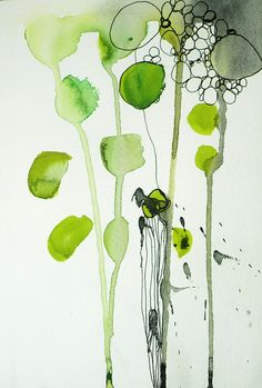 this looks so fresh and spontaneous............. Sarah Bell. TRACEY KESSLER: Portland series