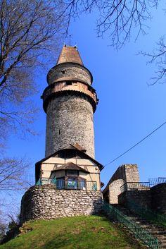 štramberská trúba - Hledat Googlem Lookout Tower, Manor Houses, Palaces, Slovenia, Czech Republic, Hungary, Croatia, Austria, Castles