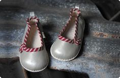 Chook Leaf Shoes