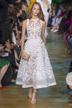 Elie Saab Spring 2018 Ready-to-Wear