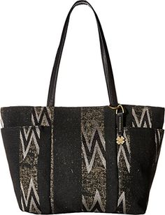 Lucky Brand Bryn EastWest Tote Black *** Check out the image by visiting the link.