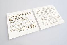 Gabriella&Jean wedding / 2013 by kissmiklos, via Behance