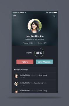 profile view app - Google Search