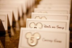 UK Disney Wedding - Unique seating plan? - theDIBB
