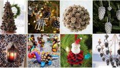 Моника Беллуччи в молодости и сейчас - Фото Знаменитости Christmas Wreaths, Christmas Crafts, Christmas Tree, Christmas Ornaments, Christmas Decorations, Thin Ribbon, Pine Cone Decorations, New Year Photos, Simple House