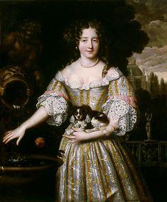 Louise Renée de Penancoët de Kérouaille, Duchess of Portsmouth, mistress of Charles II by lisby1, via Flickr